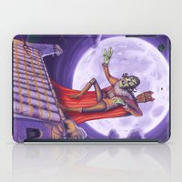 dracula iPad Cases featuring Dracula by cheesecake