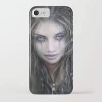 into the wild iPhone & iPod Cases featuring Wild by Justin Gedak
