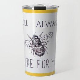 Bee There Travel Mug