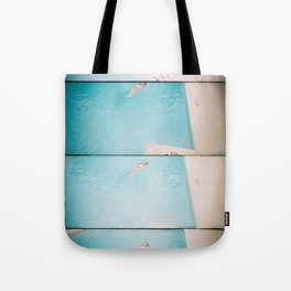 lazy daisy Tote Bag