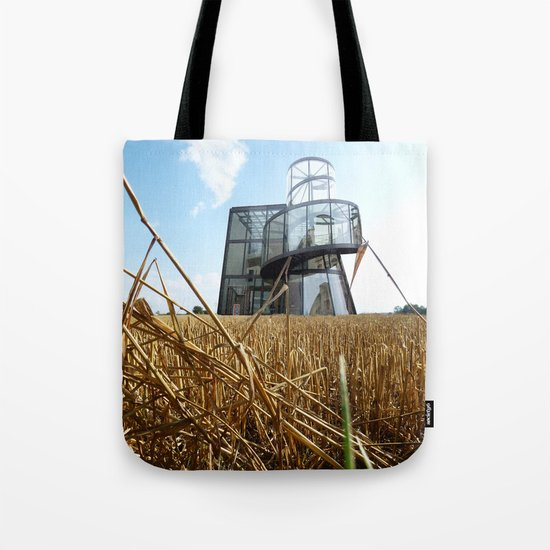 Surreal CityLand Collage 6 Tote Bag