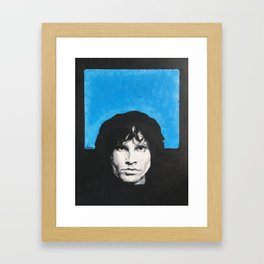 XXVII Jim Framed Art Print