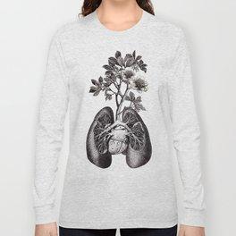 Flourishing Lungs Long Sleeve T-shirt