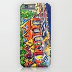 Boathouse Row  iPhone 6s Slim Case