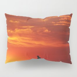 WANDERING THE FIRE SKY Pillow Sham