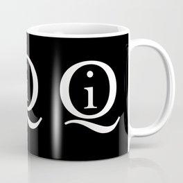 iQ Coffee Mug
