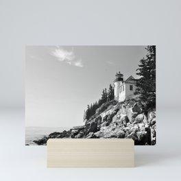 Maine Lighthouse Mini Art Print