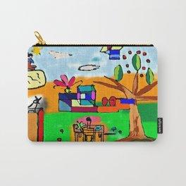 Il giardino e le nuvole Carry-All Pouch
