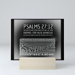 Scripture Pictures 04 Mini Art Print