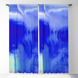 A Tranquil Dream No.1b by Kathy Morton Stanion Blackout Curtain