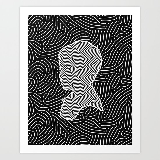 Lutionevo Art Print