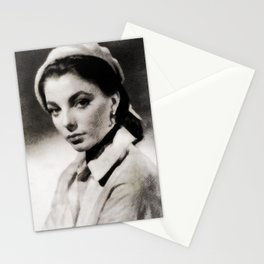Joan Collins, Actress Stationery Cards