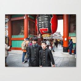 Sensoji Temple 4 Canvas Print