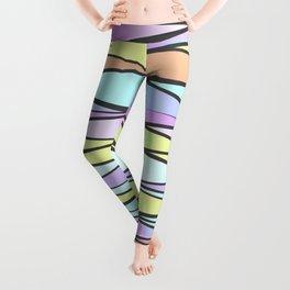 ZickZack pastell Leggings