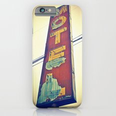 Motel Americana sign iPhone 6s Slim Case