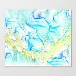 Seaweed Memory I Canvas Print