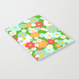 Floral Pattern Notebook