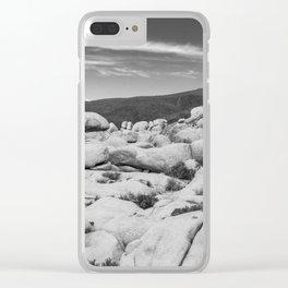 Big Rock 7410 Joshua Tree Clear iPhone Case