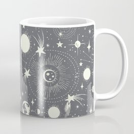 Solar System - Moon Dust Coffee Mug