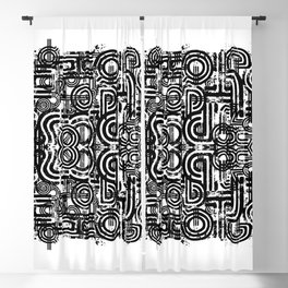 Disorganized Speech #6 Blackout Curtain