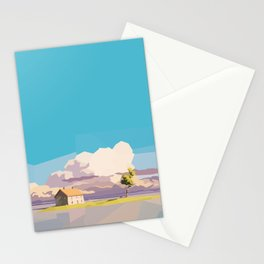 One Way Ride Stationery Cards