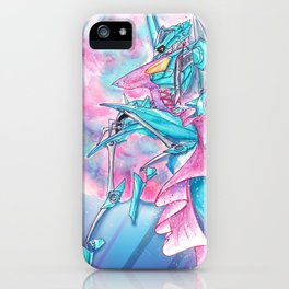 Candy Whirl iPhone Case