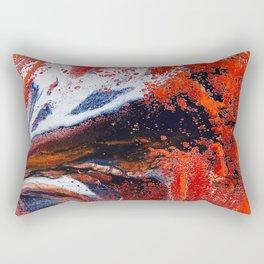 Blind Rage Rectangular Pillow