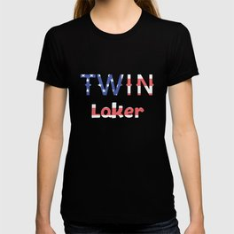 Twin Laker T-shirt