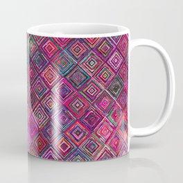 Traditional Anthropologie Oriental Moroccan Style Design Coffee Mug