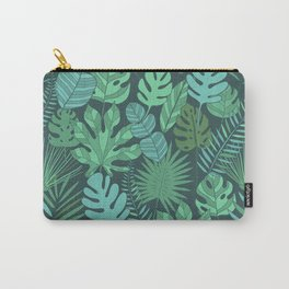 Tropical plantation Carry-All Pouch