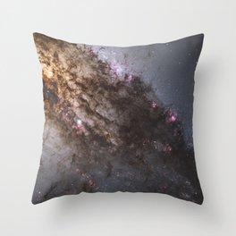 NGC 5128 Throw Pillow