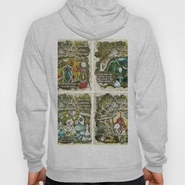 Alice of Wonderland Series 2 Hoody
