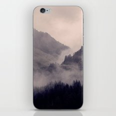 HIDDEN HILLS iPhone Skin