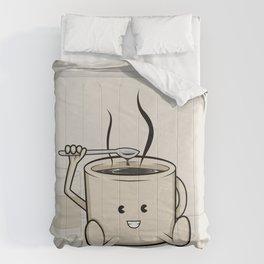 My favorite (food-cafe) Comforters