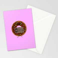 Not available on the app store: donut Stationery Cards