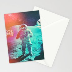 Project Apollo - 3 Stationery Cards