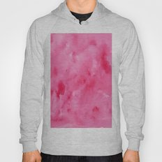 Pink Watercolor Hoody