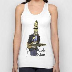 Cob Dylan Unisex Tank Top