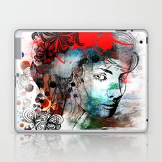 Red Laptop & iPad Skin
