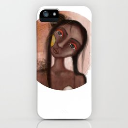 Leone, the Clown iPhone Case