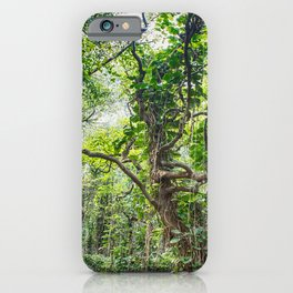 Jungle Vines iPhone Case