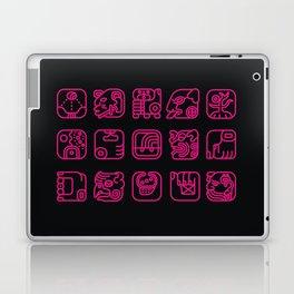 Maya Writing System Laptop & iPad Skin