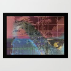 Into Art Print