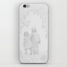 A Walk in Paradise  iPhone & iPod Skin