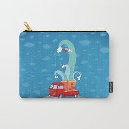 My Own Waves - Old V W van - Surf,Surfing - Pop Culture Carry-All Pouch
