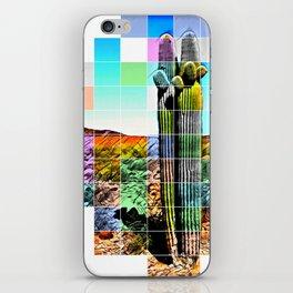 An Abstract Desert I iPhone Skin
