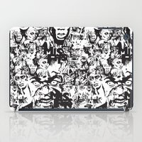 community iPad Cases featuring Community Blowback by InariRaith