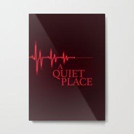 Quiet place Metal Print