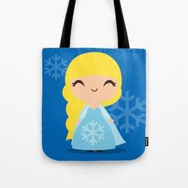 Frozen Cute Princess Elsa Tote Bag