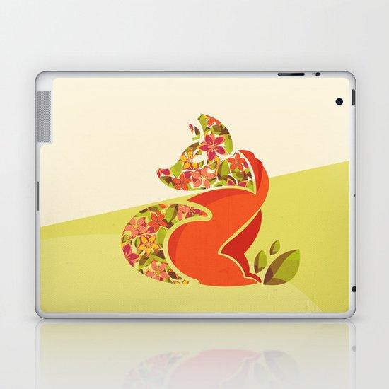 Undercover Fox Laptop & iPad Skin